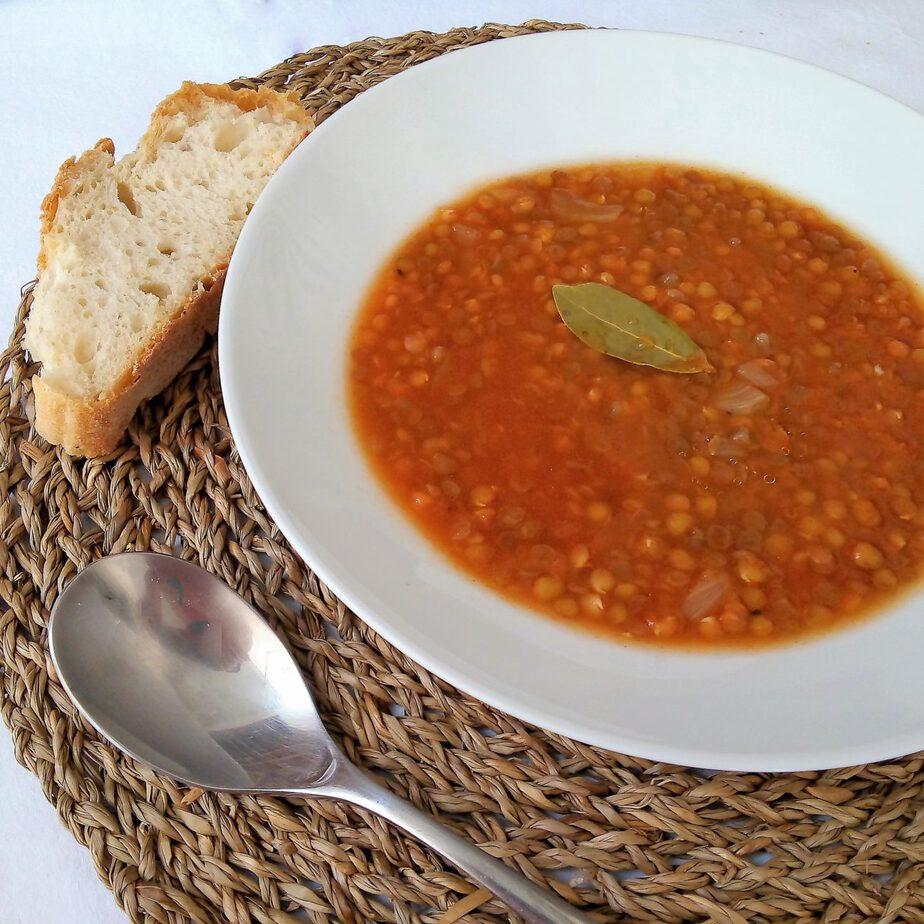 Φακές σούπα
