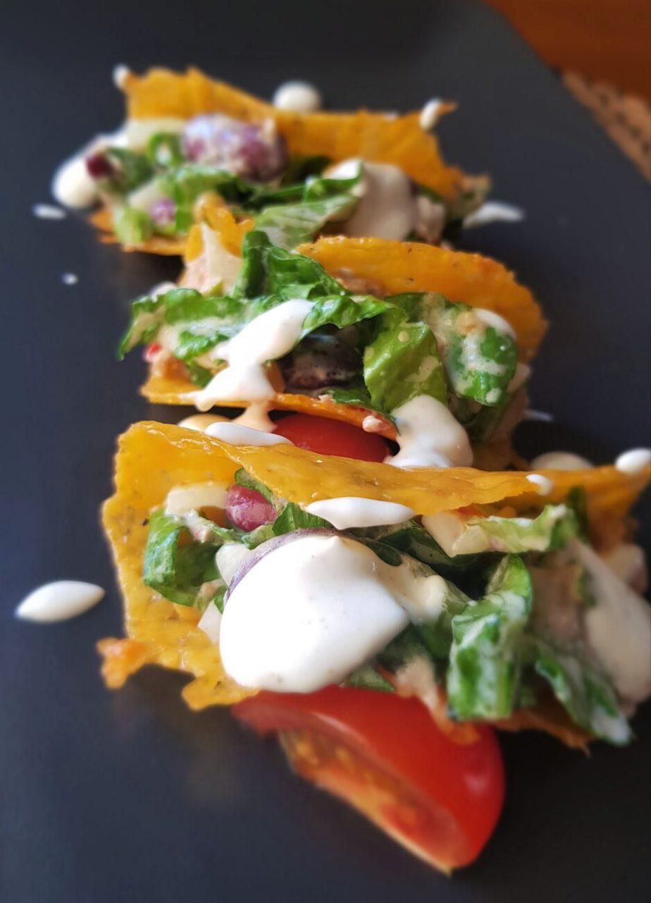 Τονοσαλάτα Mexican Style