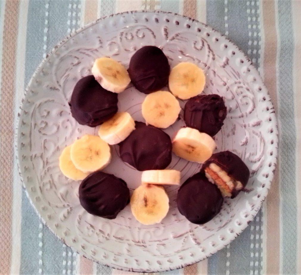 Σοκολατάκια μπανάνας